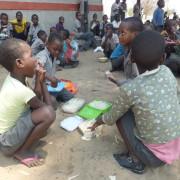 Maaltijden verzorgd door project Kiddie Care Nursery School